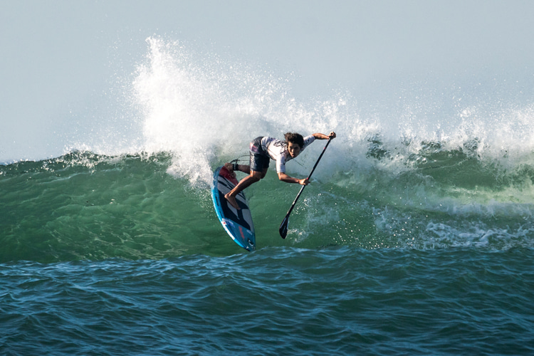 SUP: the sport is governed by the International Surfing Association at Olympic level | Photo: ISA
