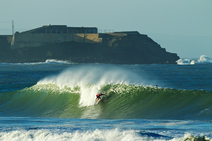 Supertubos: the surfing jewel of Peniche