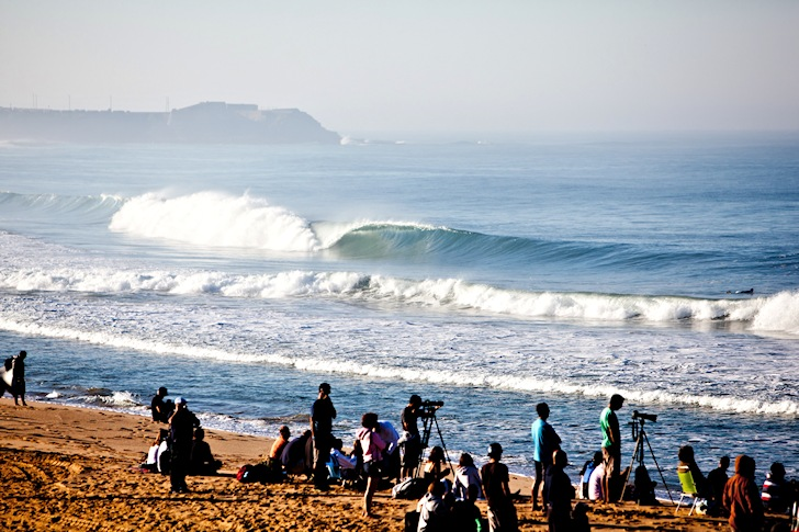Supertubos: the flawless barrels of Peniche | Photo: Rip Curl