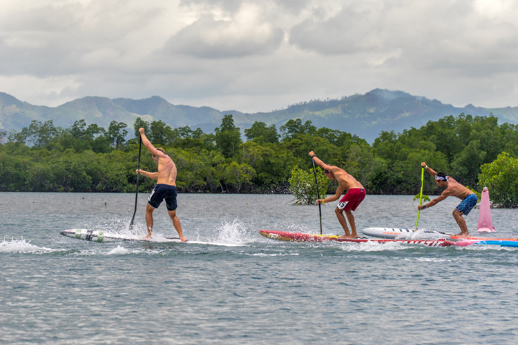 SUP Sprint Racing: the fastest discipline in SUP | Photo: Evans/ISA