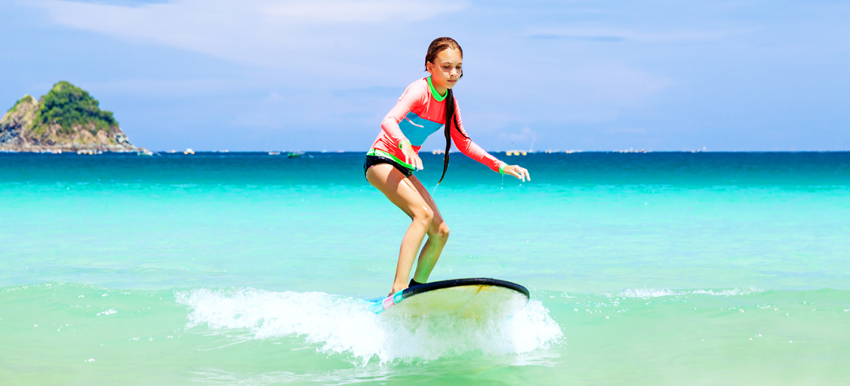 Surf Schools: learn to surf with a certified surf instructor