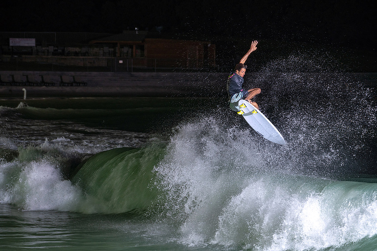 Surf Stadium Japan: the wave pool powered by American Wave Machines' PerfectSwell will open before Tokyo 2020 | Photo: AWM