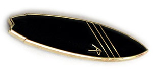 Surfboard Pin