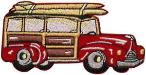 Surf Car Patch