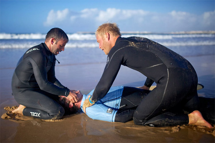 Surfing: University of Lisbon launched a postgraduation in high-performance surf coaching | Photo: Surfing Medicine International