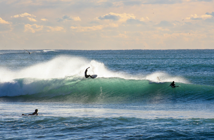 Surfing: a smoke-free sport | Photo: Shutterstock