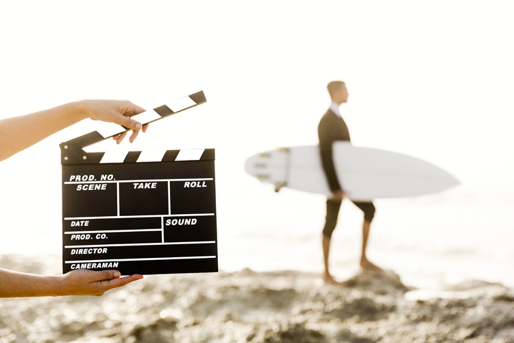 Surfing: not as pure as media often sell it | Photo: Shutterstock