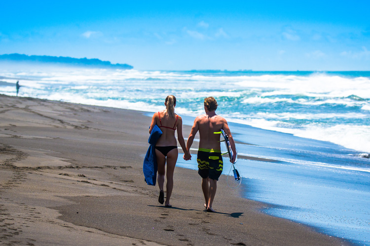 Costa Rica: one of the safest surfing nations in Latin America | Photo: Shutterstock