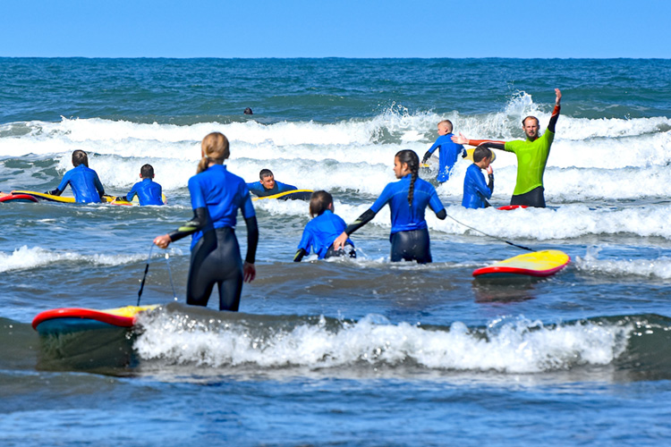 Surf instructors: stop yelling at your pupils | Photo: Shutterstock