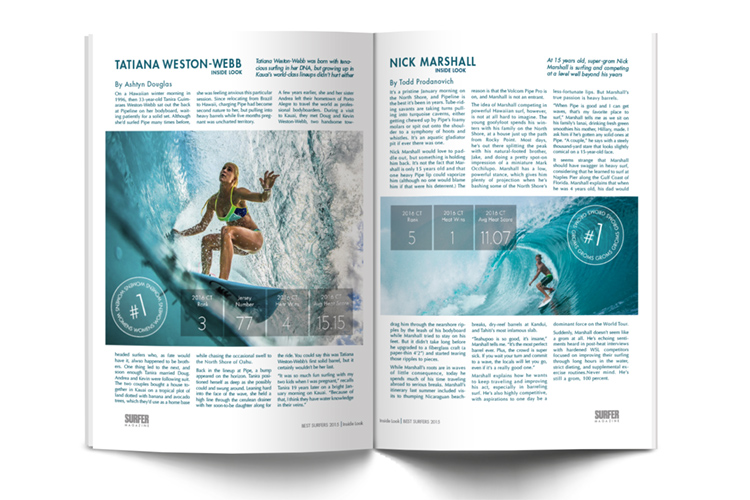 Surfer: the magazine is now owned by American Media | Illustration: Riley Sullivan