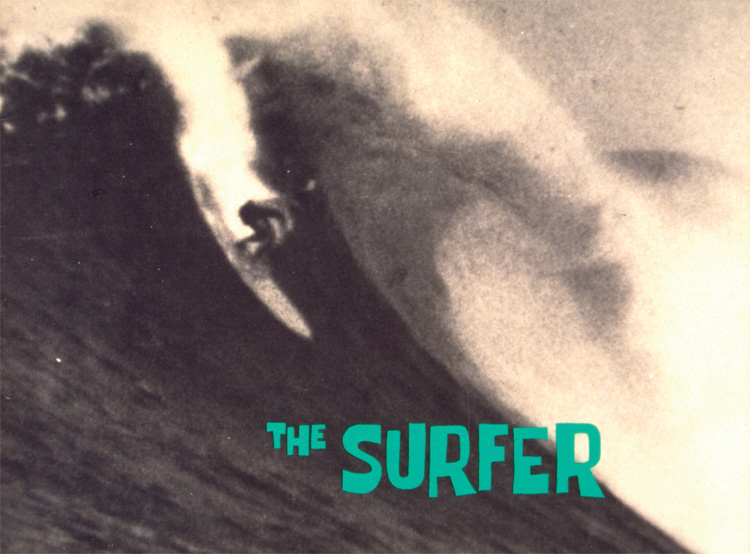 Surfer Magazine, Issue 1, 1960: the world's first surf magazine