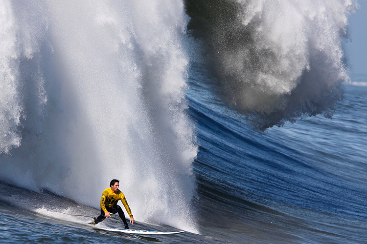 Mavericks: one of the heaviest waves on the planet | Photo: Shutterstock