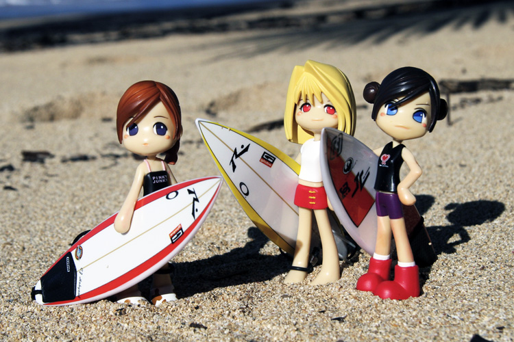 Surfers: choose an original name for your kids | Photo: David D./Creative Commons