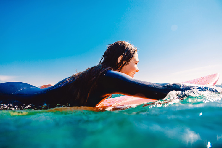 Surfer's shoulder: a musculoskeletal condition that affects swimmers and surfers of all ages | Photo: Shutterstock