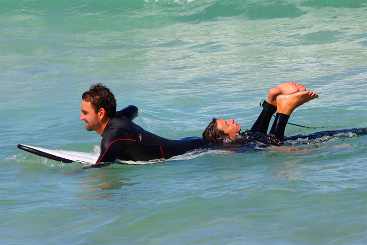 Surfers Rescue 365: a program that can save lives | Photo: Surfers Rescue 365