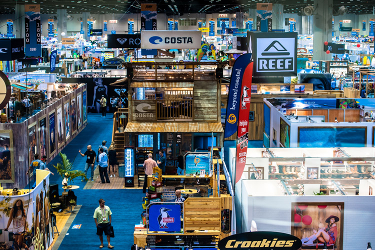 Surf Expo: the world's largest surf, skate, and beach lifestyle trade show | Photo: Surf Expo