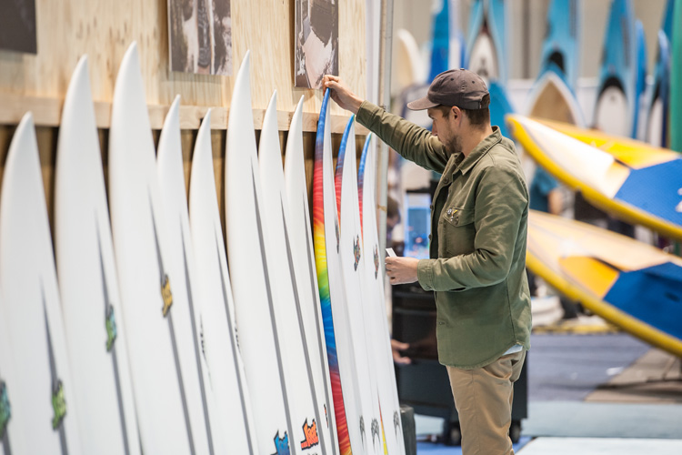 Surf Expo: the ultimate trade show for the surf-and-skate industry | Photo: Surf Expo