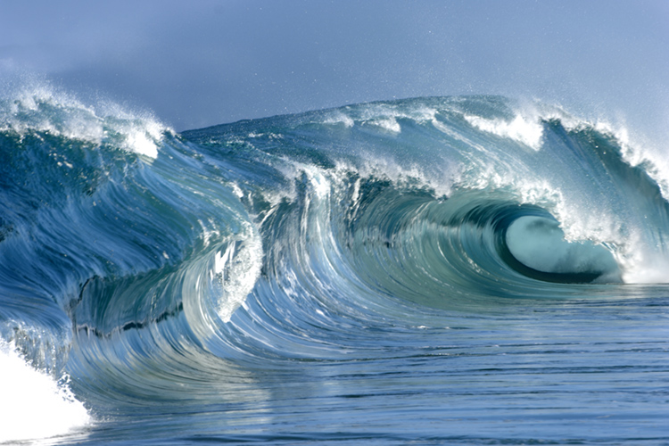 Waves: surf forecasting predicts the size and the quality of the surfing waves | Photo: Shutterstock