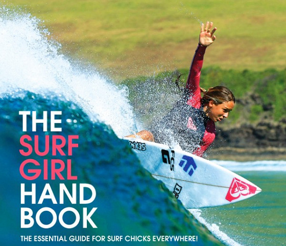 The Surf Girl Handbook: women's surfing bible