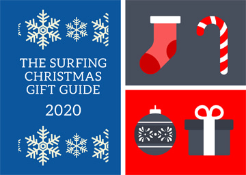 The Surfing Christmas Gift Guide for 2020 | Explore our Christmas gift ideas for surfers