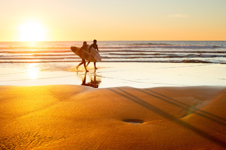 Surfing: a 365, 24/7 sport | Photo: Shutterstock