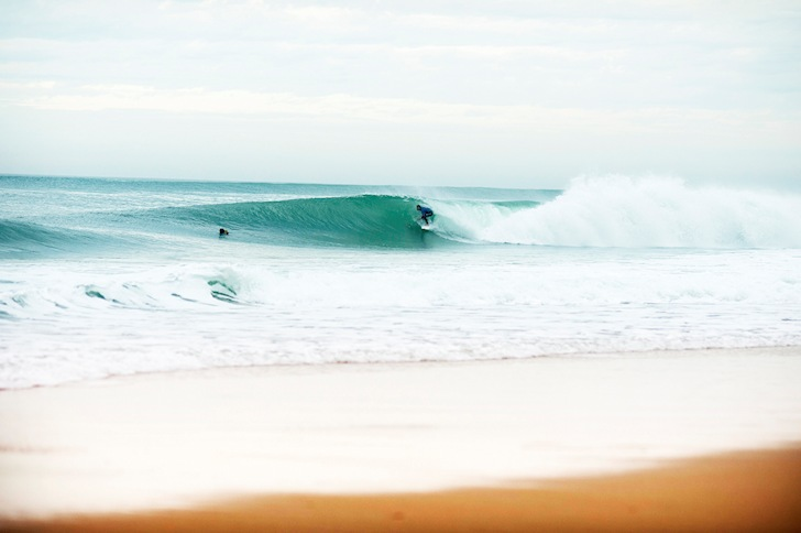 Aquitaine: beach breaks and barrels
