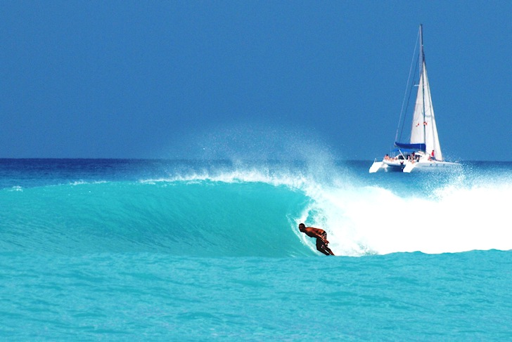 Barbados: have you asked for perfection? | Photo: SurfBarbados.com
