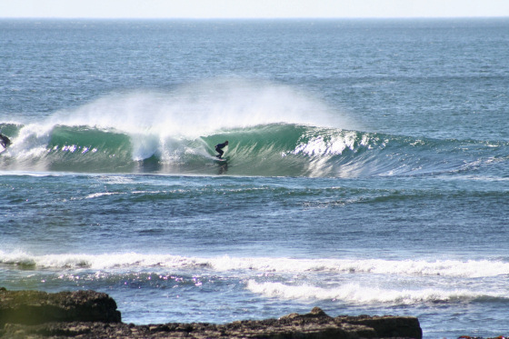 Bundoran: surfing capital of Ireland