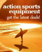 The essential action sports equipment for your surfing life