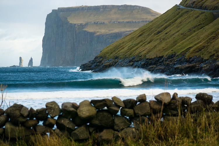 Faroe Islands: cold and perfect | Photo: Chris Burkard
