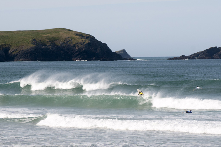 Newquay: the capital of British surfing | Photo: Surfing England