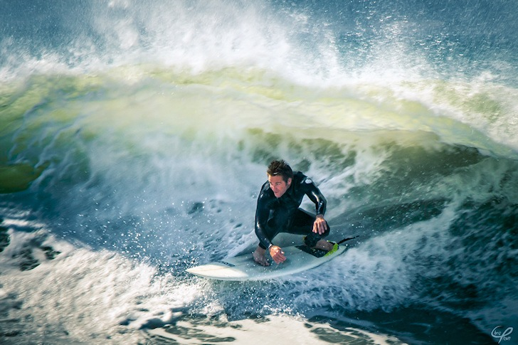 Why surfing is good for your health