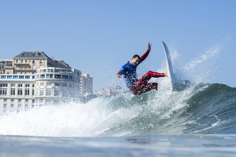 France: surfers will compete for Olympic medals in Paris 2024 | Photo: ISA