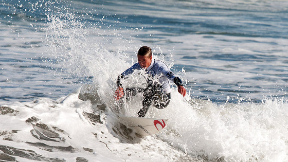 Fraserburgh: a great place to surf
