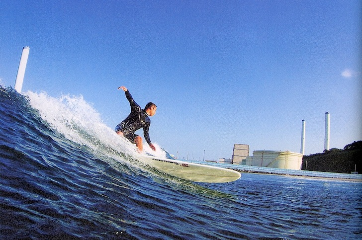 Fukushima: surfing is only a memory | Photo: On The Board Magazine