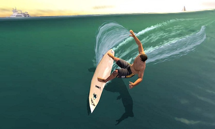 Kelly Slater's Pro Surfer: PlayStation 2 was a long time ago