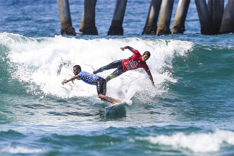 Everything you need to know about interferences in pro surfing