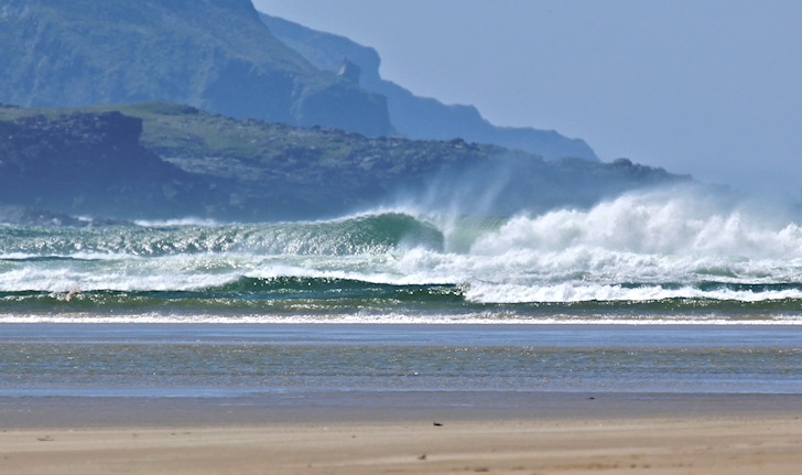 Ireland: land of Guinness and surf | Photo: Creative Commons/Lee Ciaran