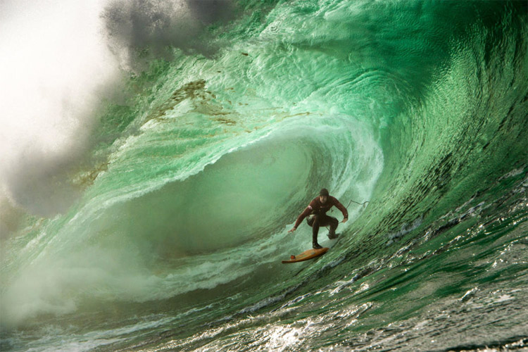Surfing in Ireland: the mutant barrels are waiting for you | Photo: Mitchinson/WSL