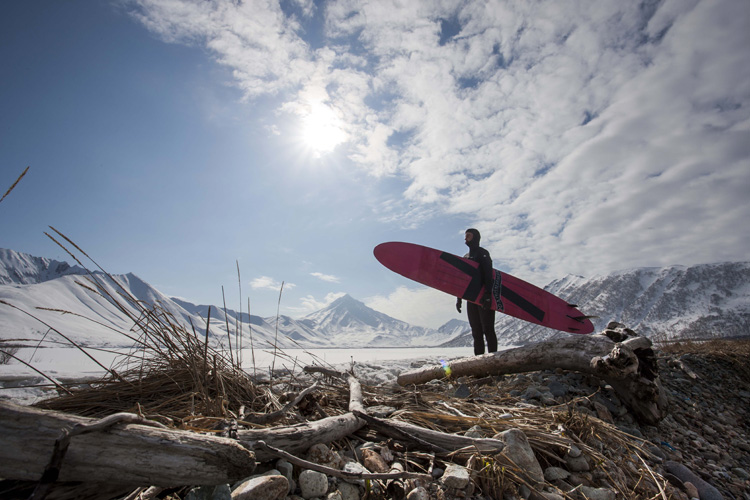 Kamchatka: a surfing paradise in Russia