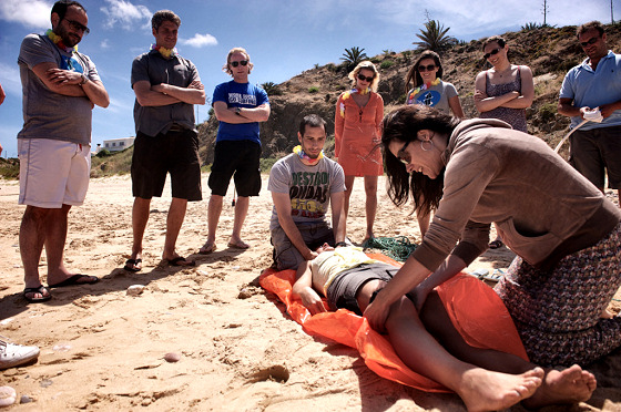 Surfing doctors: good to have them around