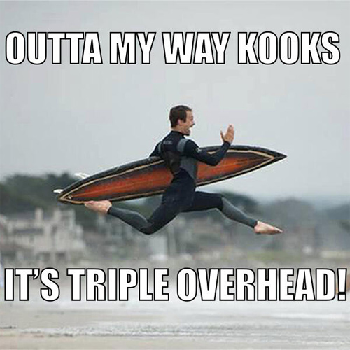 Image result for funny surfer picture