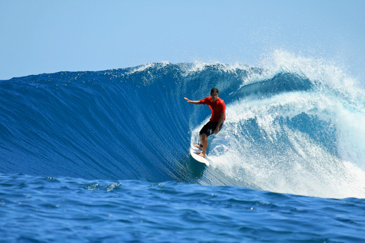 Mentawai Islands: loads of surfing spots