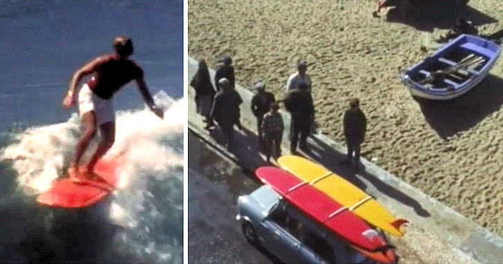Nazaré, 1968: Garrett McNamara was only one year old