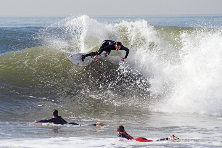 Newport Beach: one of the best surf towns in Southern California | Photo: Travis/Creative Commons