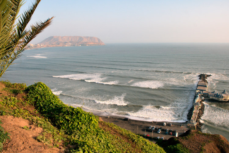 Peru: a new surfing country in South America
