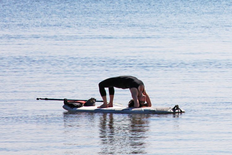 Pilates: the key to high performance surfing