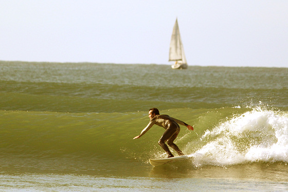 Portugal: plenty of wind and waves for surfers and sailors