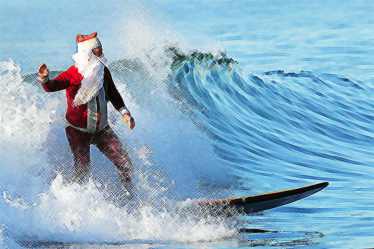 The Surfing Christmas Gift Guide for 2016: discover the ultimate Christmas presents for surfers
