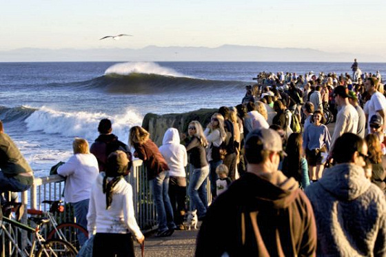 Santa Cruz: the heart of American surfing